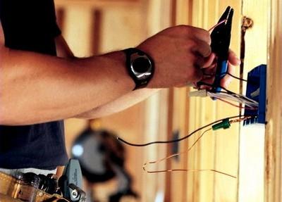 Електромонтажні роботи по заземленню електрообладнання